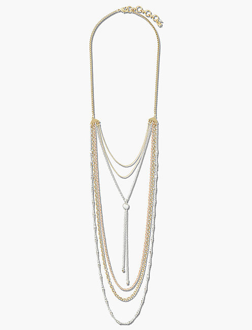 CHAIN LAYER NECKLACE,