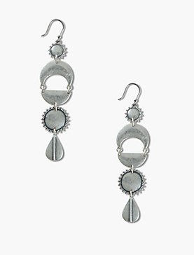 GEO STATEMENT EARRINGS