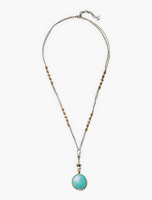 COIN MEADOWS NECKLACE,