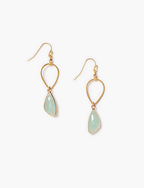 SMALL DROP EARRING,