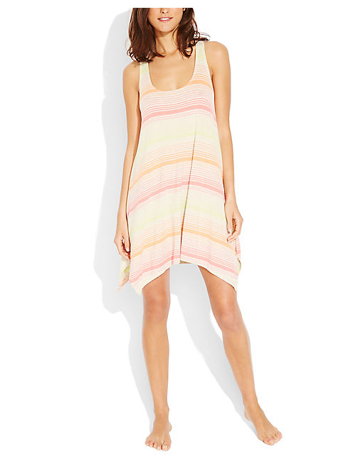 NEUTRAL TERRITORY DRESS, OPEN PINK