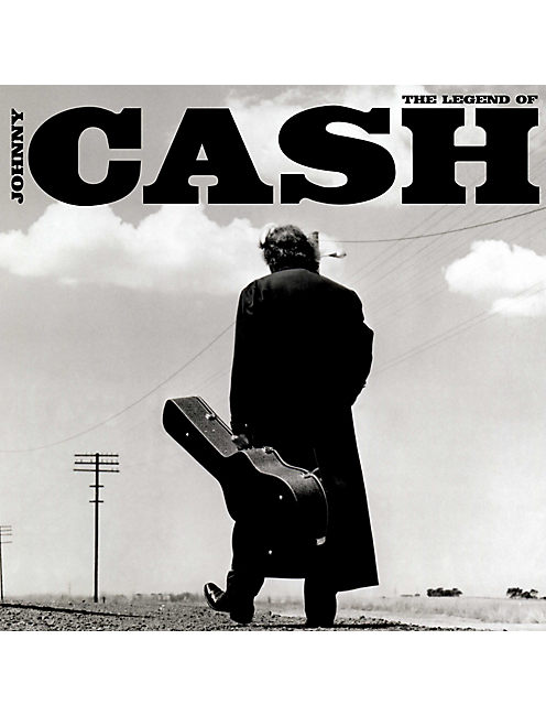 JOHNNY CASH,