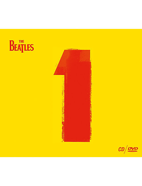BEATLES 1 CD/DVD COMBO,