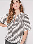 EMBROIDERED ADDISON TOP,