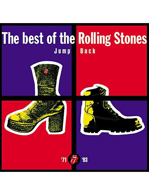 JUMP BACK CD,
