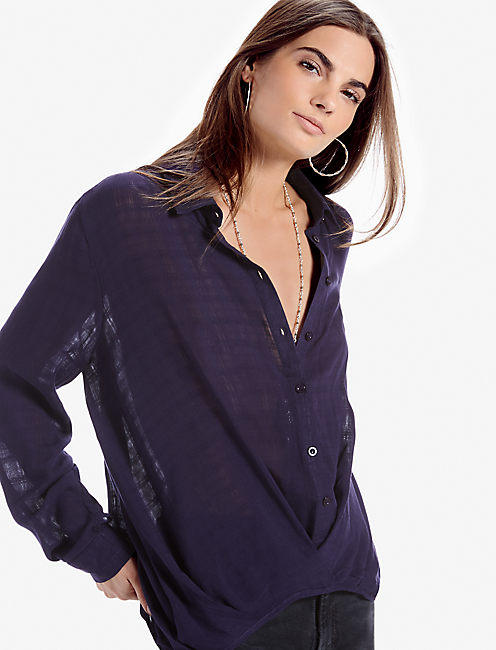 WRAP FRONT TOP,