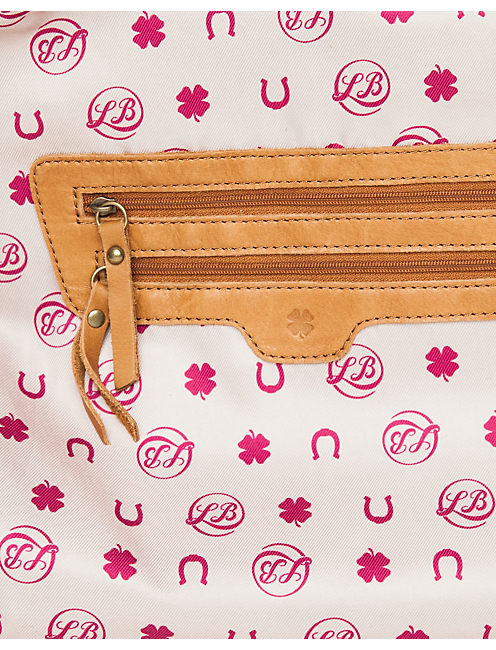 SHANNON CROSSBODY, LIGHT BROWN