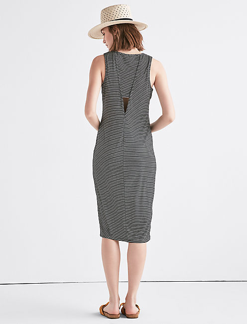 Lucky Knit Midi Dress