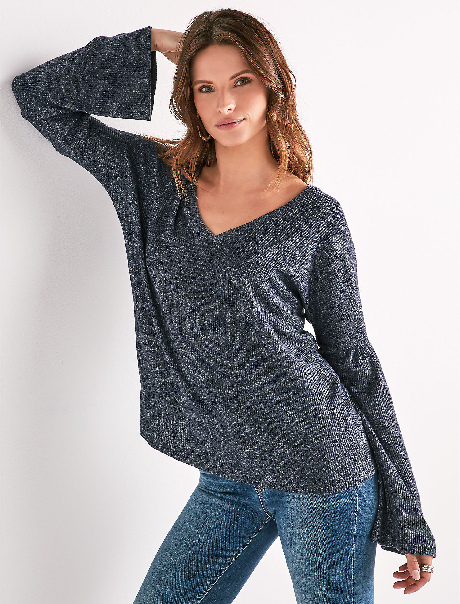 Bell Sleeve Pullover | Tuggl