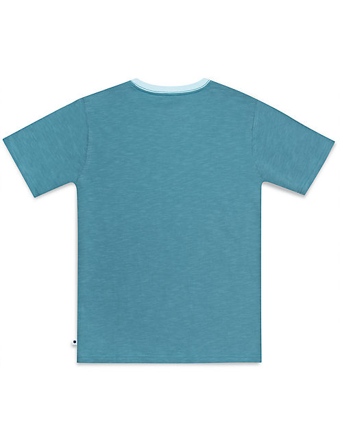 Little Boys 5-7 S/S Puff Print Tee