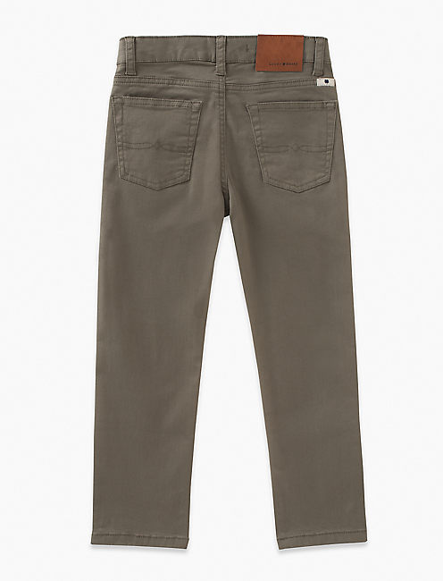 5 POCKET STRETCH TWILL PANT,