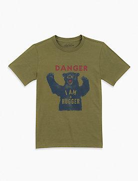 DANGER BEAR TEE