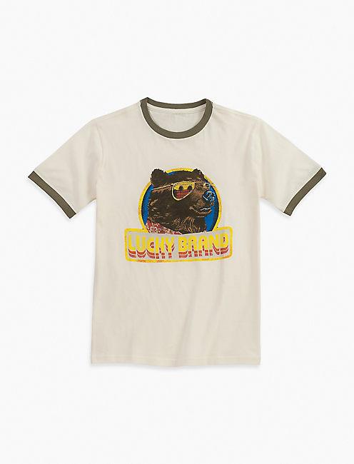 COOL BEAR SHORT SLEEVE TEE,