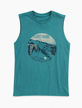 SCENIC MUSCLE TEE