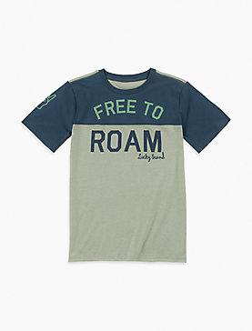 FREE TO ROAM TEE