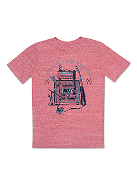 GRAPHIC JERSEY TEE