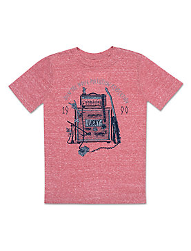 LITTLE BOYS 5-7 GRAPHIC JERSEY TEE