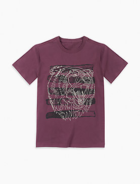 LITTLE BOYS 5-7  BEAR TEE