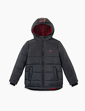 BOYS S-XL BARCLAY PUFFER