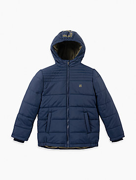 LITTLE BOYS 5-7 BARCLAY PUFFER