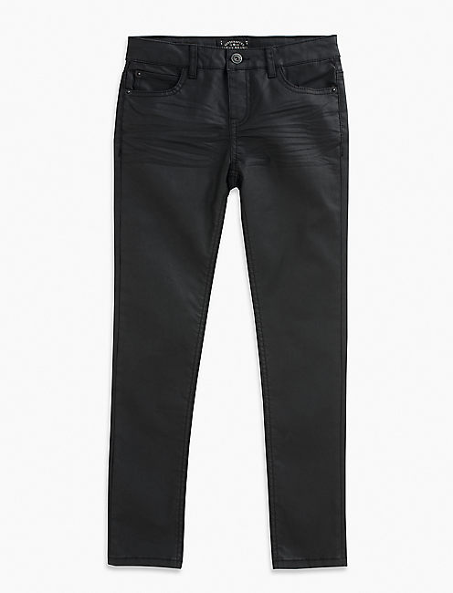 JESSI COATED DENIM,