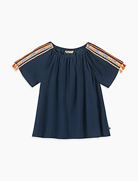 LITTLE GIRLS 5-6X JESSAMY TOP
