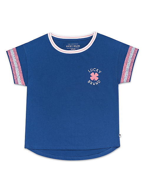 GIRLS S-XL GITANA TEE,
