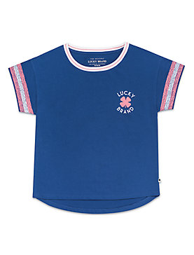 GIRLS S-XL GITANA TEE