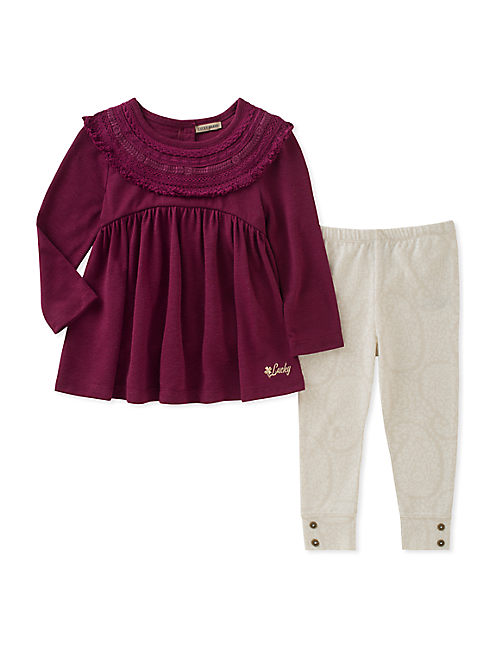 TUNIC & LEGGING SET,