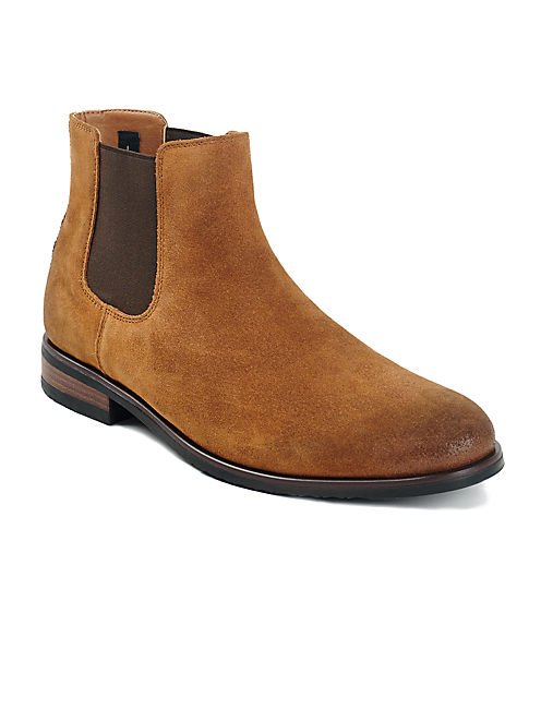COHEN CHELSEA BOOT, MEDIUM BROWN