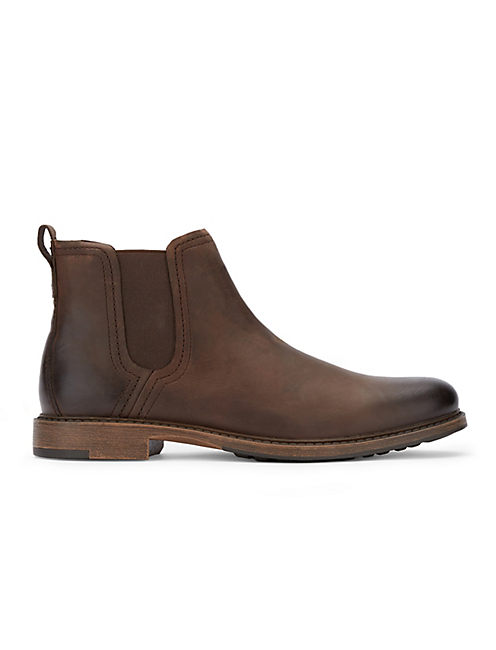 HENRY CHELSEA BOOT, DARK BROWN