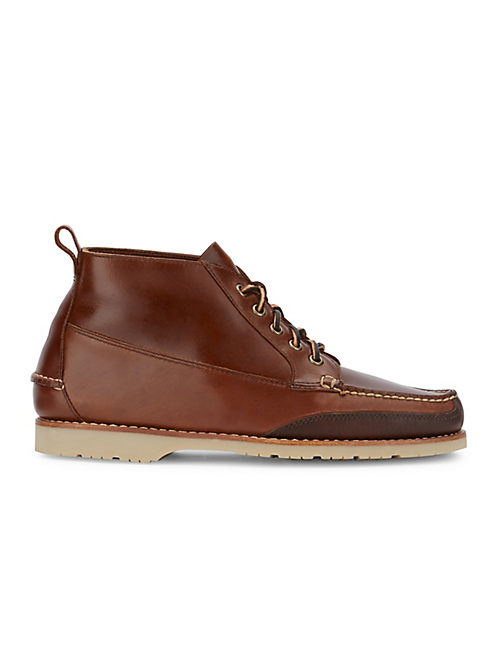 HODGE BOOT, LIGHT BROWN