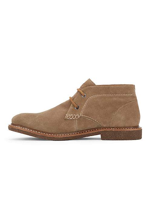 MASON CHUKKA BOOT, LIGHT BROWN