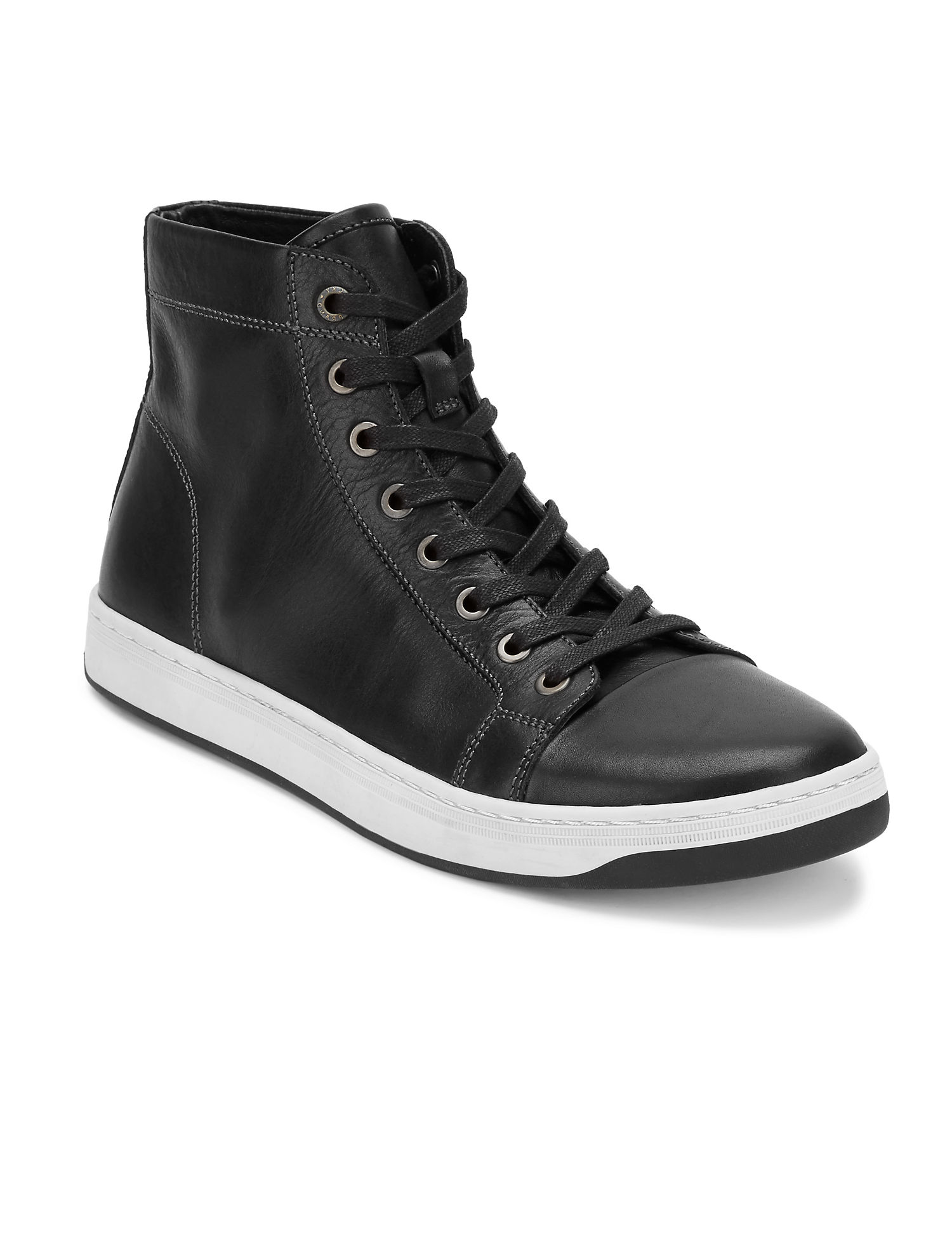 Nicekicks For Sale hi-top sneakers - Black BOTH Shoes Sale Largest Supplier Recommend QZrY5x