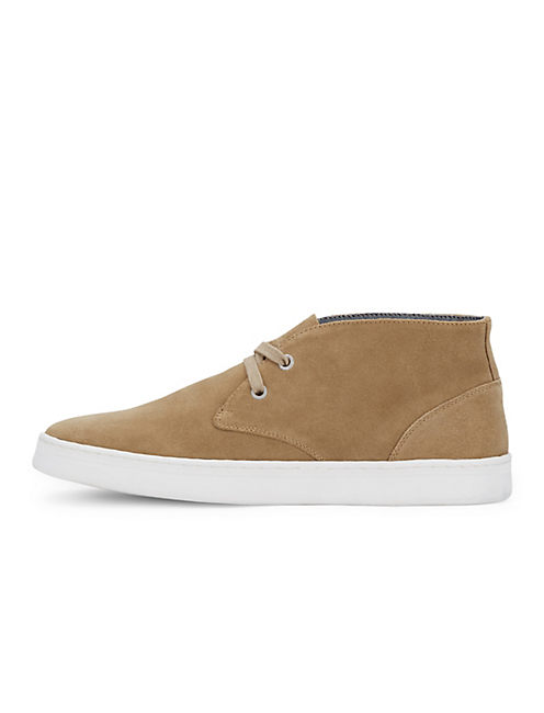 SHIPLEY DESERT BOOT SNEAKER, NATURAL