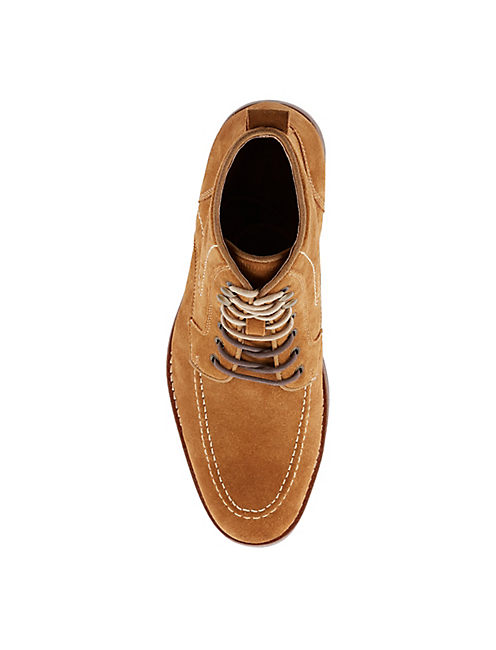 TELLER LACE UP BOOT, LIGHT BROWN