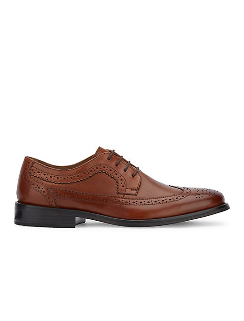 WILSON WINGTIP OXFORD, OPEN OVERFLOW