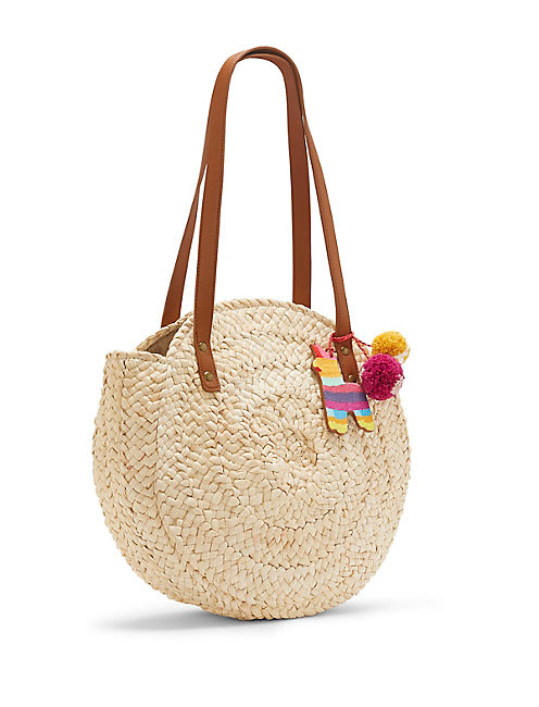 Lucky Baria Straw Tote