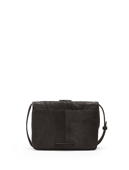 CONI SMALL CROSSBODY, BLACK