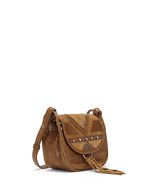 Lucky Joni Mini Stud Crossbody Bag