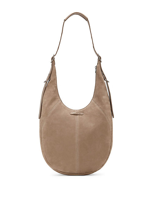 SEDONA HOBO BAG, LIGHT BROWN