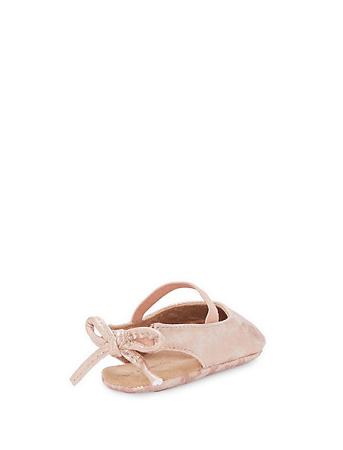 Lucky Infant Britley Bow Back Slipper