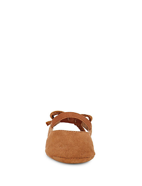 INFANT BRITLEY BOW BACK SLIPPER,