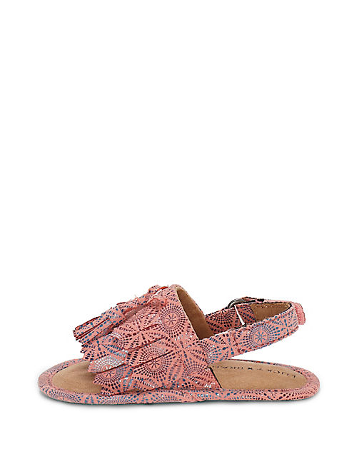 BABY 1-4 INFANT CORDEELIA SANDAL, CANYON ROSE