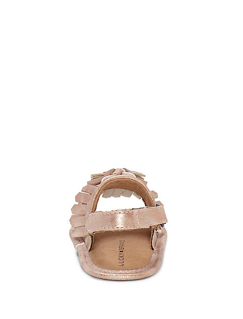 BABY 1-4 INFANT CORDEELIA SANDAL, ROSE