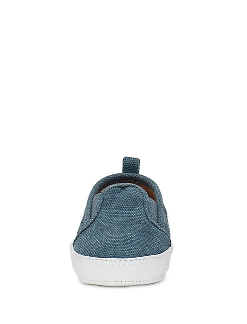 BABY 1-4 INFANT POSTLEY SNEAKER, OPEN BLUE/TURQUOISE