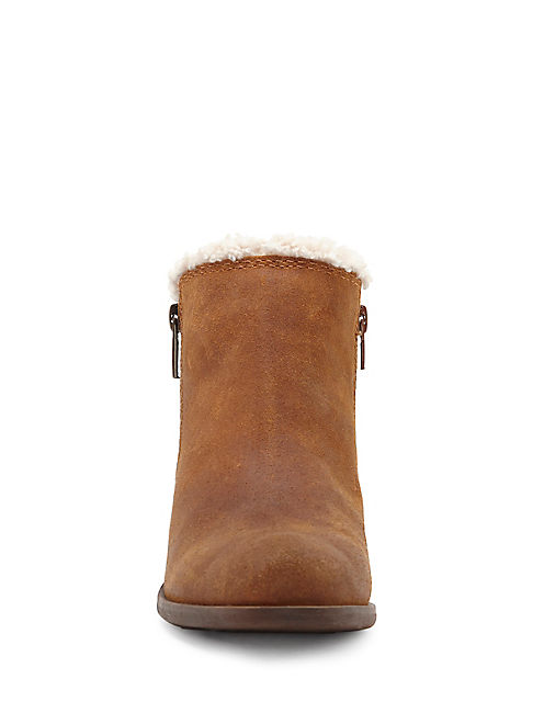 Lucky Basel Shearling Bootie