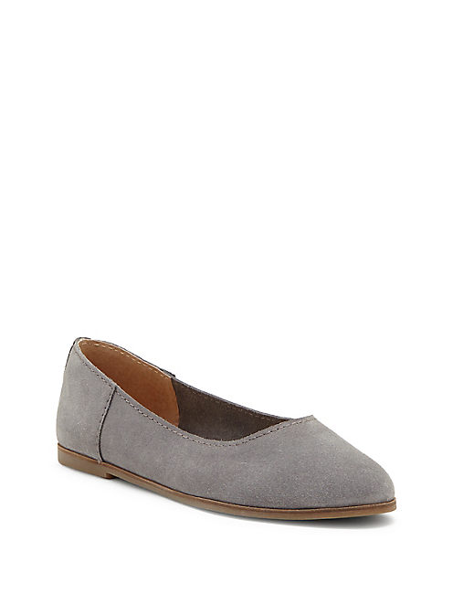 CALANDRA FLAT, STEEL GREY