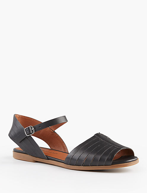 CHANNING SANDAL, BLACK