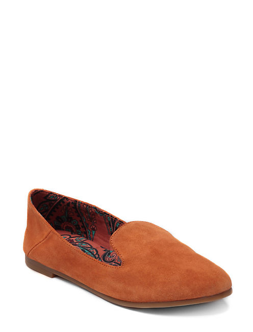 DANNAH SMOKING FLATS, MENIUM DARK YELLOW